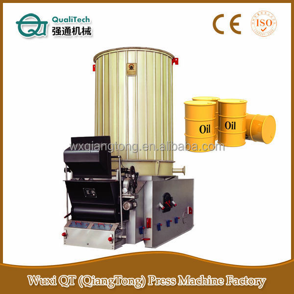 Horizental assembled oil gas fired thermal oil boiler/diesel/coal steam water boiler