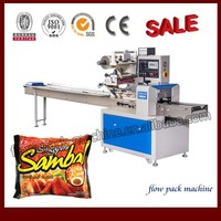 Instant Noodle Flow Pack Machine Made In China
