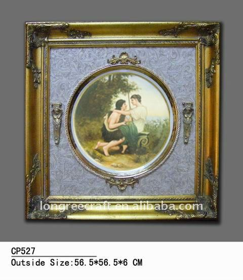 Hot Sale Ceramic Reproduction Oil Paintings
