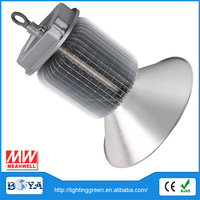New products Warm White COB led high bay light 200w
