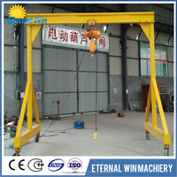 Small shop gantry cranes for sale