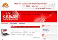 Online Multi Level Marketing (MLM) System