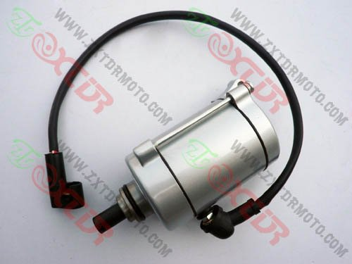 Dirt bike electric start motor/motorcycle parts & accessories
