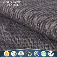 2016 High Quality Suit Yarn Dyed Spun Rayon Double Faced Fleece Italian Suit Fabric
