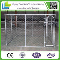 Hot-dipped galvanized wholesale pen run for dog,chicken,chook,rabbit,cat