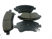 04465-02370OEM package thailand auto brake pad for toyota