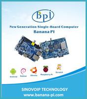 Open-source Banana PI development board for Single board mini PC