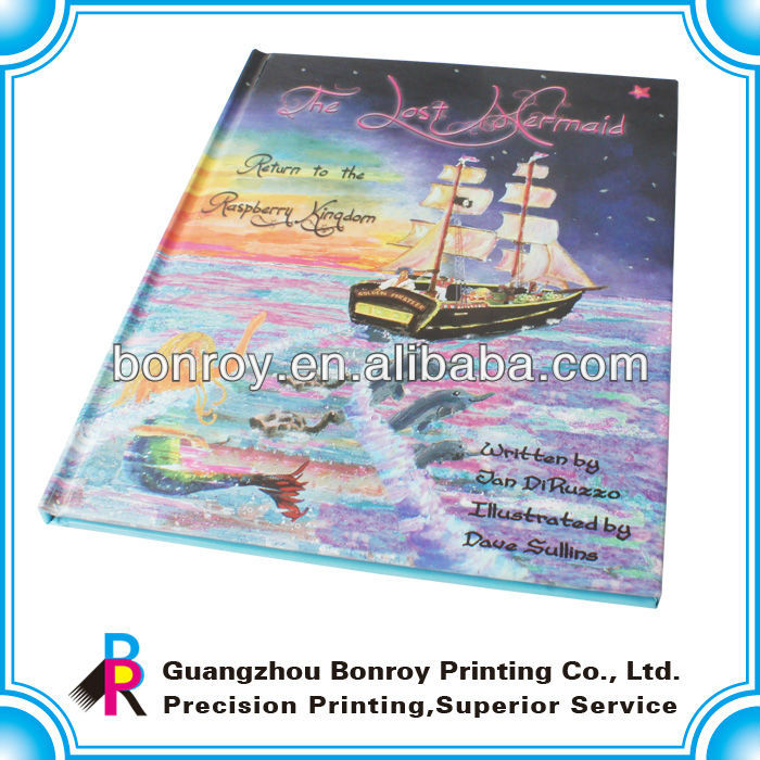 Children's picture book printing