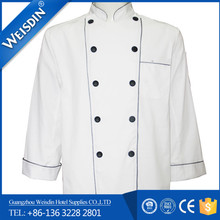 High quality kitchen chef wear & chef uniform & chef suit