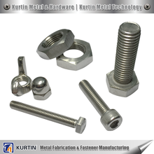 304 / 316 stainless steel hammer head slot bolt with dog point