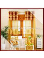 ready made organza curtains