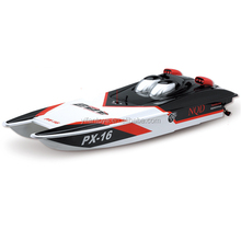 "757-6016 Hot and New Catamaran Model Toys Storm Engine 32"" PX-16 Super Power Speed RC Racing Boat"