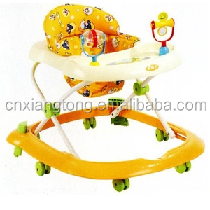 Old fashioned baby walker