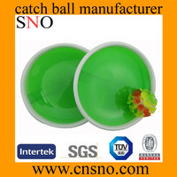 Suction Catch Ball with colorful cup ball Outdoor game for kids