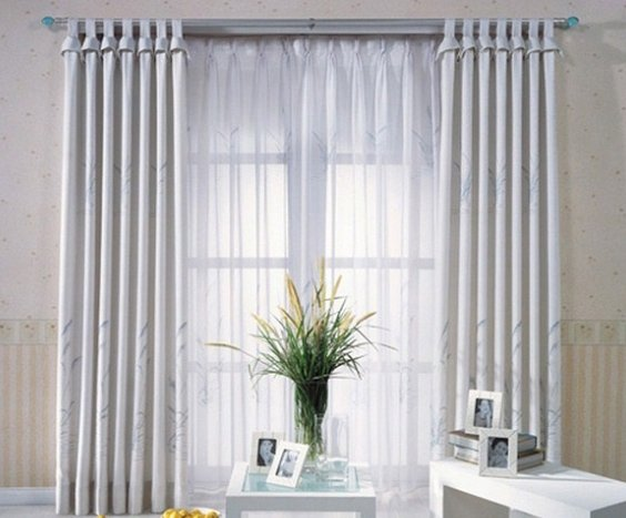 window curtains/ eyelet curtains