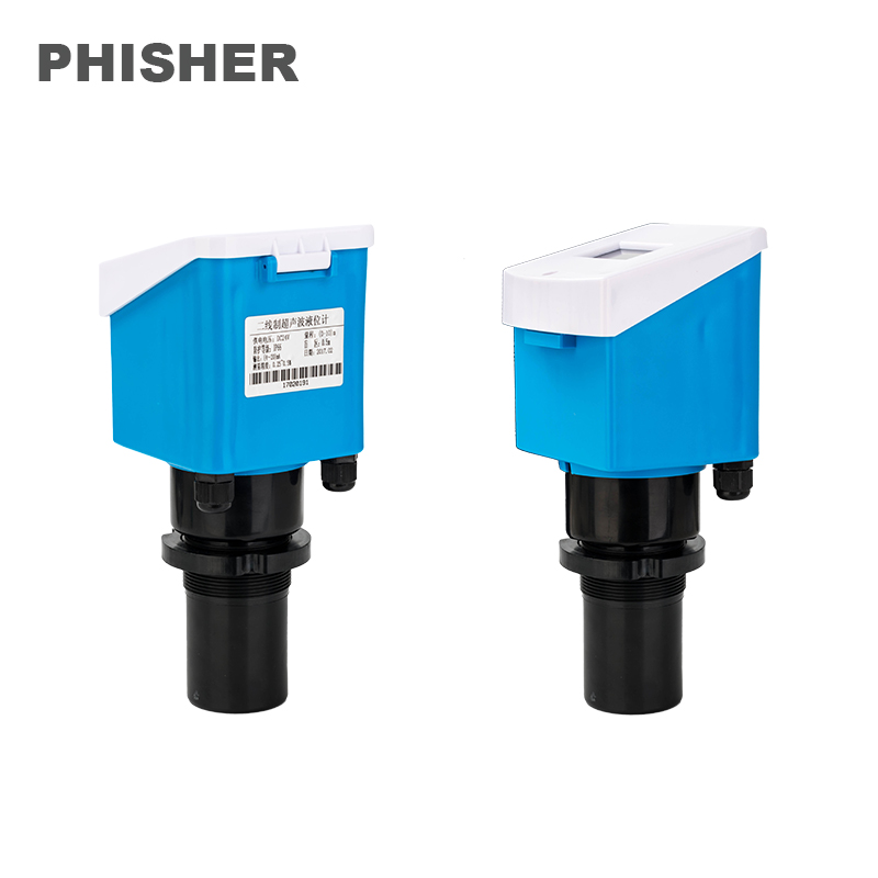 Ultrasonic Water Tank Level Sensor for Continuous Level Measurement