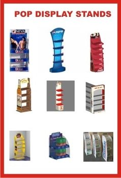 pop display stands service