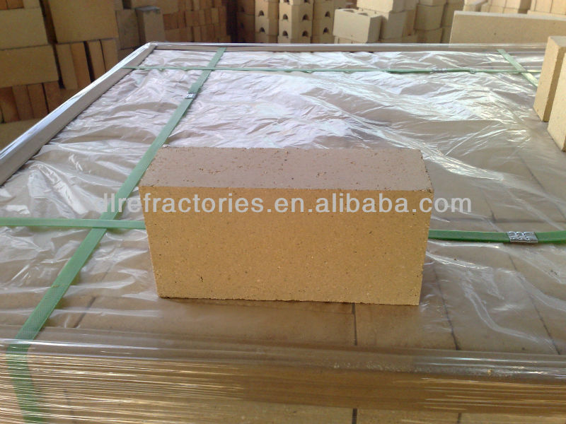 low porosity fire clay brick