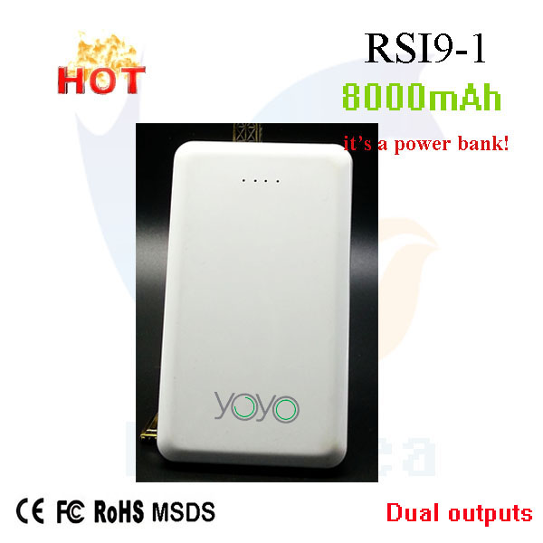 best selling car power bank 50000mah power bank with great price RSI9-1