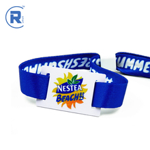 High quality & best price rfid paper wristband for ICU&CCU use