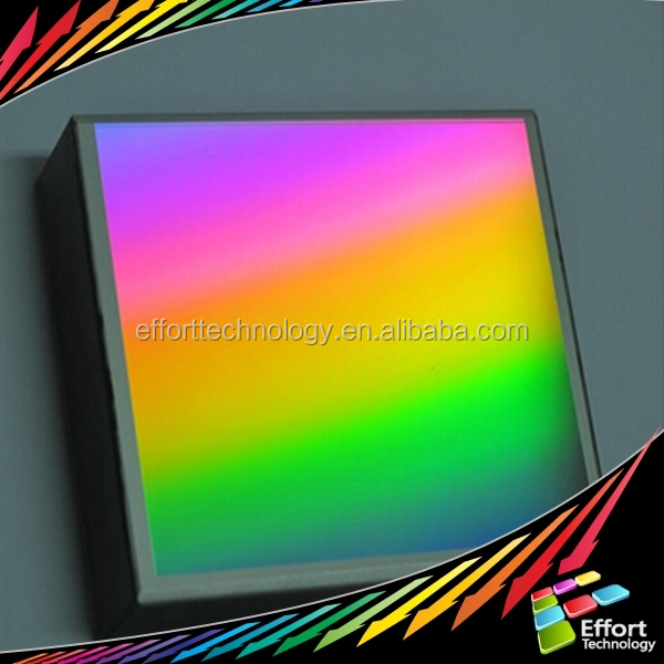Customized optical Diffraction Gratings Concave Holographic Gratings for Flat-Field Spectrographs