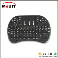 Wireless Keyboard Touch Pad mouse Backlit gaming Keyboard for HTPC Tablet Laptop PC Teclado