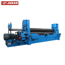 High quality 3 roller Aluminum Iron Metal Steel Plate Sheet plate pre-bending CNC hydraulic cone rolling machine