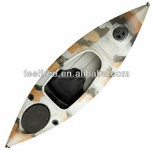 Kayak Sit On Top&Sit In Plastic Rotomold Kayak outrigger canoe