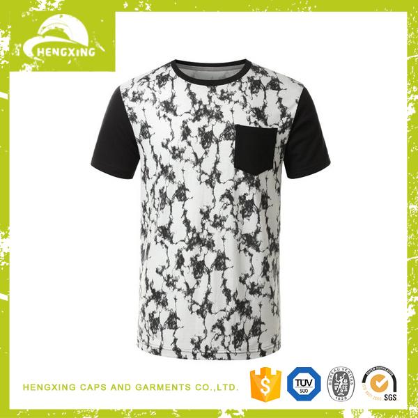 High quality oem organic t shirt print t shirt wholesale for High quality plain t shirts wholesale
