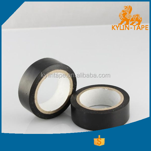 High Adhesion PVC film Electrical Insulation Tape for cable wrapping