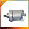 High Performance AX100 Electric Motorcycle Starter Motor
