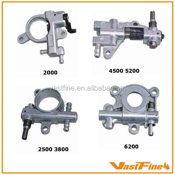 Chainsaw 2000 / 2500 / 3800 / 4500 / 5200 / 5800 /6200 Oil Pumps