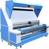 Professional Automatic Knitted Fabric Inspection Machine