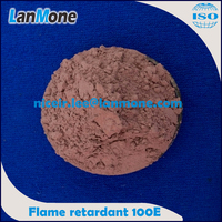 high quality eco-friendly fire retardant compound 100E modified Ammonium polyphosphate