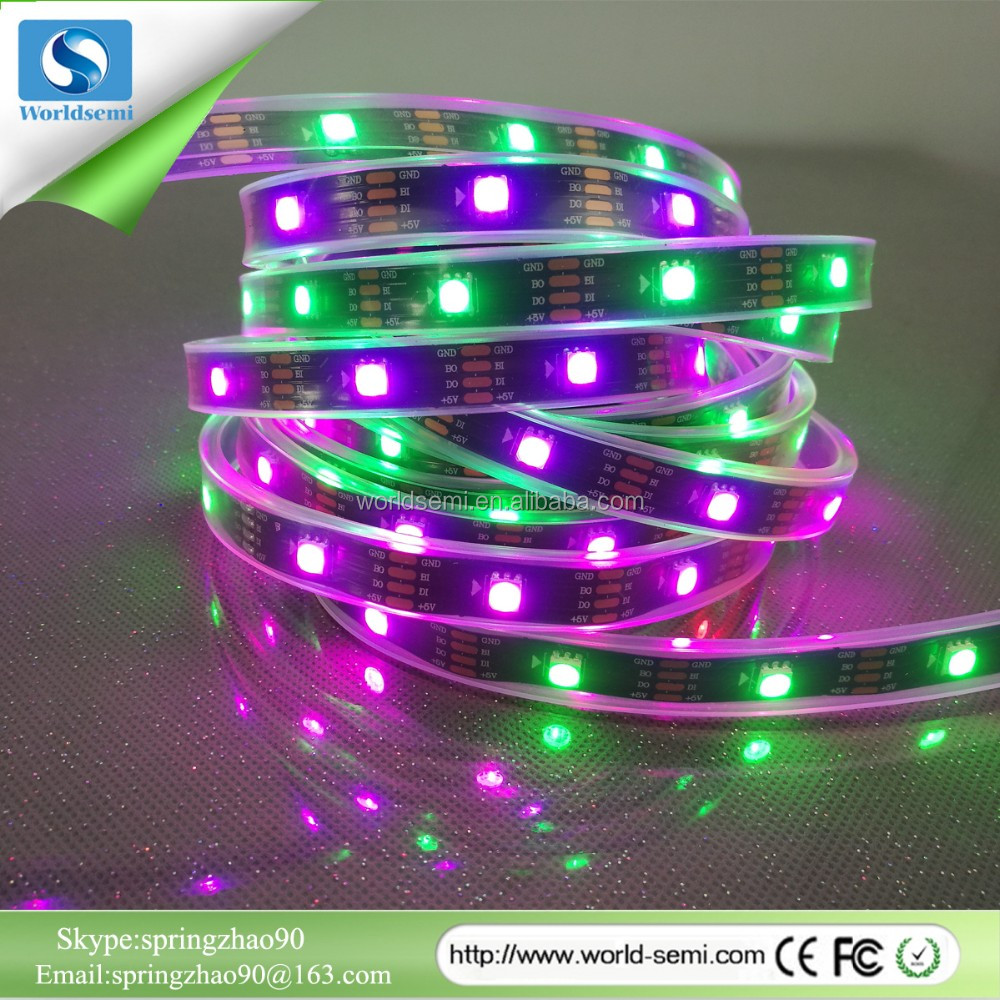 2016 new product 5050LED Bar Light 30LEDsM LED Rigid Strip DC 5V