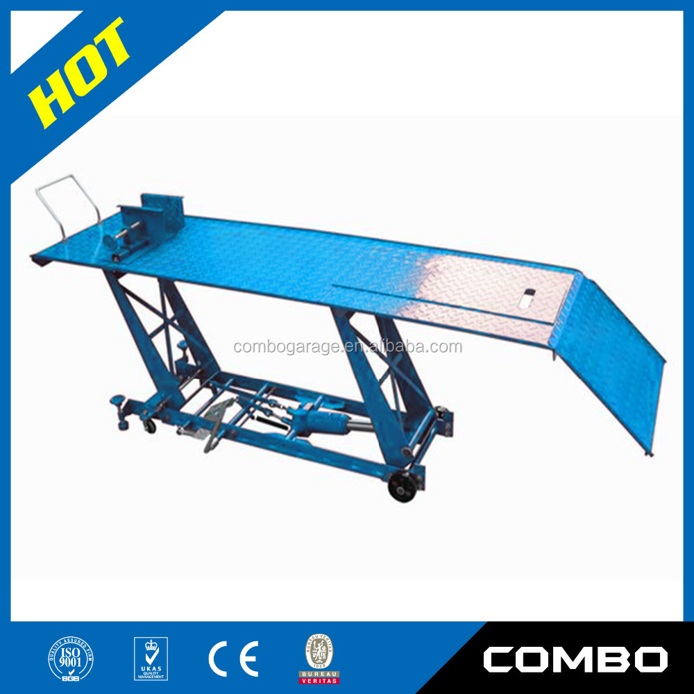 Motorcycle Lift /manual motorcycle lift/ hydraulic motorcycle lift( CB-Z04101)