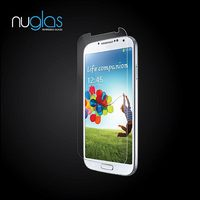 NUGLAS design professional screen protector for sumsung for galaxy s4