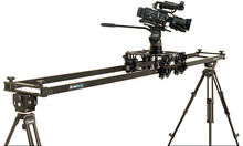 Proaim RAYO 8ft track dolly slider with free camera mounting clamp