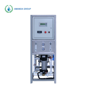Water reverse osmosis system / osmosis demineralized water treatment plant