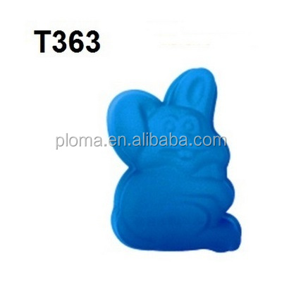 RABBIT SILICONE TRAY silicone ice cube tray