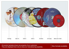 DVD5 Replication (Bulk Pack with Shrinkwrap)
