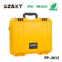 competitive waterproof hard plastic tools box