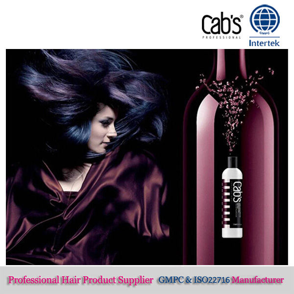 Professinal daily use Nourishing magic black hair shampoo