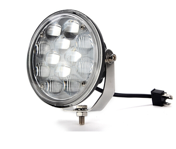 Hot sales 5.7inch 36w round led work light for driving