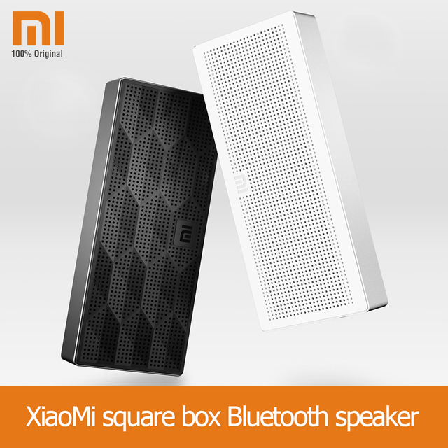 Xiaomi Portable Wireless Stereo Mini HiFi Bluetooth 4.0 Box Speaker Outdoor Subwoofer Loudspeakers for IOS Android Smart Phone