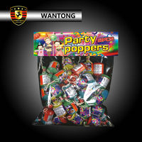 party popper for kids toy fireworks confetti for wedding