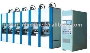 (eva machine)Automatic Foam Eva Injection Moulding Machinery