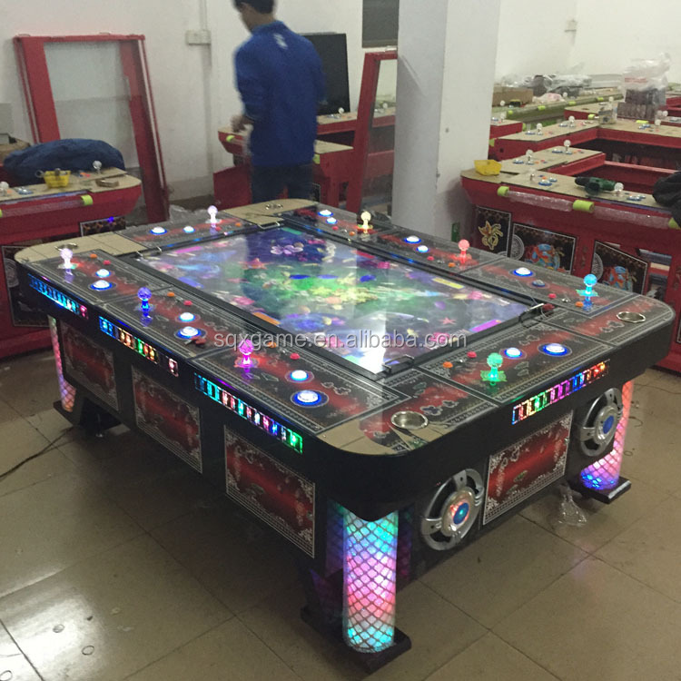 Wholesale distributors electronic fishing game, arcade games machines