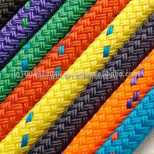 Colored Polyester Braided Rescue Rope