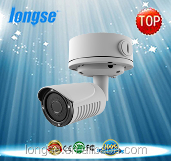 longse hot with Junction box Waterproof Bullet Camera IP66 sony 2MP IMX323 + Hi3516C network HD-IP Camera LBQ24S200